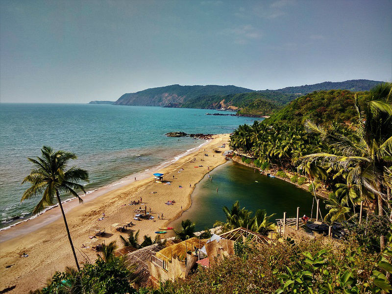 North Goa A/C Tour ( Day Trip ) - Price 350/- per person
